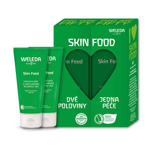 Soutěž s WELEDOU o sadu krémů Skin Food