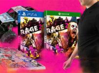 Vyhrajte XBOX ONE nebo PLAYSTATION 4 verzi RAGE 2