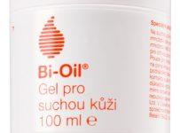 Soutěž o 3x Bi-Oil Gel pro suchou kůži