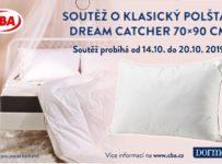 Soutěž o Klasický polštář Dream Catcher 70x90