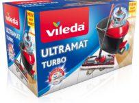 Soutěž o Ultramat Turbo - set plochého mopu a kbelíku se šlapacím pedálem
