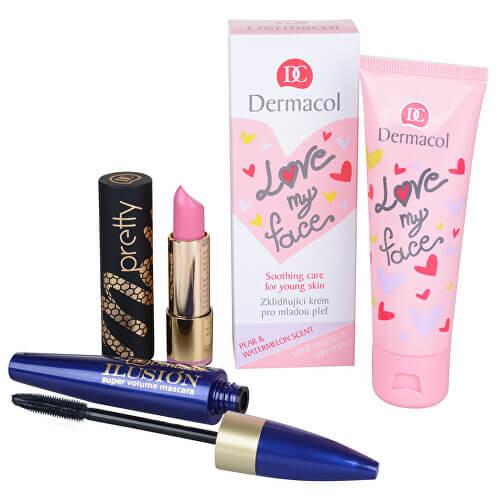 Soutěž o balíček dekorativní kosmetiky Dermacol