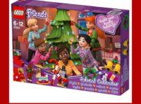 Soutěž o Adventní kalendář LEGO® Friends