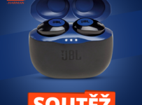Soutěž o JBL Tune 120TWS