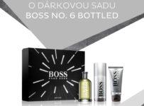 Soutěž o dárkovou sadu Boss No. 6 Bottled
