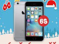 Vánoční soutěž o iPhone 6S