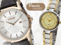 Soutěž o hodinky PRIM