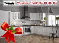 Vyhrajte ve Velké vánoční soutěži voucher v hodnotě 10 000 Kč