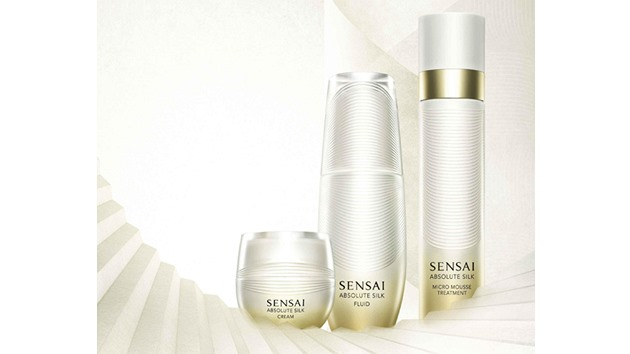 Soutěž o řadu Sensai Absolute Silk od SENSAI
