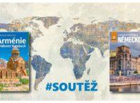 Soutěž o dva turistické průvodce po Arménii a Německu