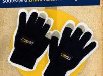 Soutěž o zimní rukavice s logem GLS