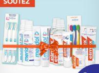 Soutěž o balíček ústní hygieny v hodnotě 2000 Kč