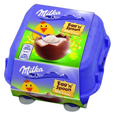Soutěž o balíček Milka dobrot