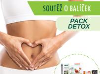 Soutěž o dva 7denní balíčky PACK DETOX