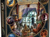 Soutěž o fantasy hru OBLUDÁRIUM