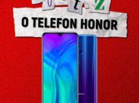 Soutěž o nový Honor 20 Lite