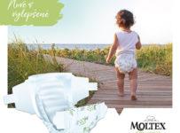 Soutěž o 5 balíčků dětských ekoplenek Moltex