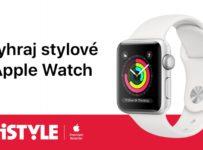 Soutěž o 6 stylových hodinek Apple Watch Series 3