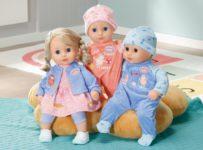 Soutěž o Baby Annabell Little – měkkou panenku