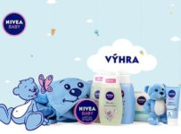 Soutěž o balíčky kosmetiky NIVEA