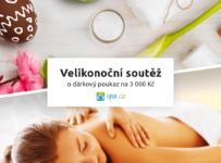 Soutěž o dárkový poukaz Spa.cz na 3 000 Kč