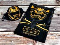 Soutěž o roušku a nákrčník Samurai z kolekce Jadberg