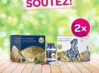 Soutěž o 2 dárkové balíčky produktů Inca Collagen