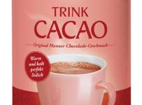 Soutěž o 2 x Kakaový nápoj Manner