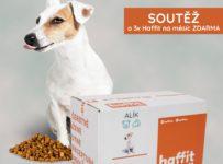 Soutěž o 3x krmivo na míru Haffit na celý měsíc ZDARMA