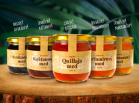 Soutěž o balíčky medů od Medokomerc