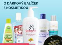 Soutěž o dárkový balíček přírodní kosmetiky v hodnotě 500 Kč