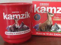 Soutěž o hrnečky Kamzík a 20 denní kúru kolagenu