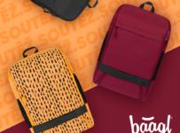 Soutěž o stylový městský RPET batoh dle vlastního výběru