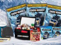 Vyhrajte nový SnowRunner