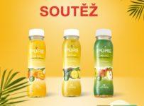 Soutěž o dárkové balíčky PURE Harboe juice