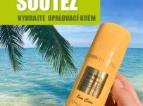 Soutěž o opalovací krém Chris Farrell Cosmetics - Sunn Butter LSF 25