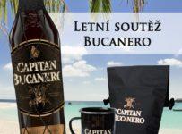 Soutěž o Bucanero, nepromokavý vak a plecháček
