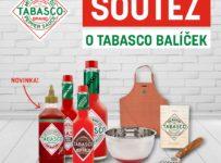 Soutěž o Tabasco letní grilovací balíček
