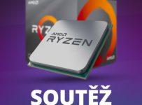Soutěž o procesor AMD Ryzen 5 3600