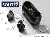 Soutěž o bezdrátová sluchátka QCY T1C