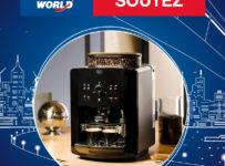 Soutěž o kávovar Krups EA8110 Quattro Force