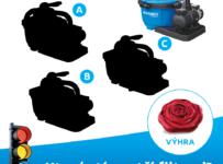 Soutěž o luxusní nafukovací matraci ve tvaru květu růže