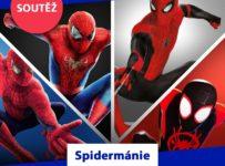 Soutěž Spidermánie v O2