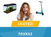 Soutěž o poukázku na nákup na Vyprodeje24.cz v hodnotě 2 500 Kč