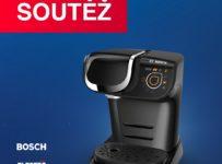 Soutěž o kapslový kávovar Bosch TAS6502 Tassimo My Way