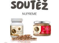 Soutěž o balíčky nové značky Nupreme
