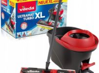Soutěž o plochý mop Vileda Utramat XL Turbo
