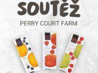 Soutěž o 46 raw tyčinek Perry Court Farm