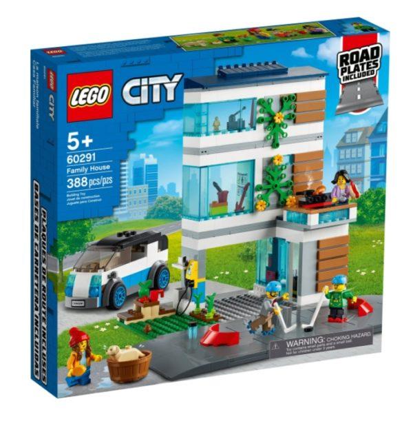 Soutěž o 10x stavebnici LEGO® City