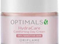 Soutěž o Oriflame Optimals Hydra Care denní zklidňující krém pro suchou citlivou pleť